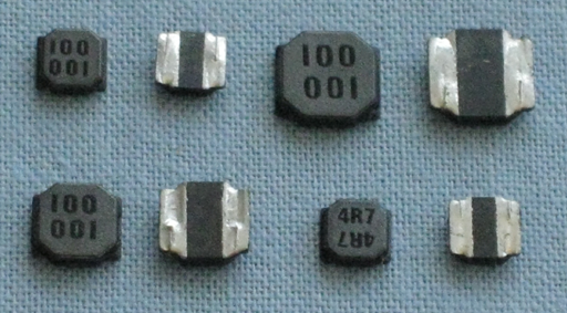 GEI Components' SMD Power Inductors