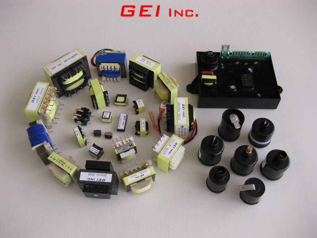 GEI Components Transformers